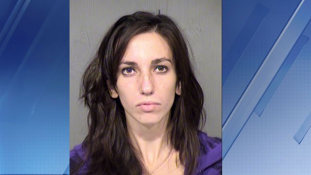Paige Nicole Adams (Source: Maricopa County Sheriff's Office)