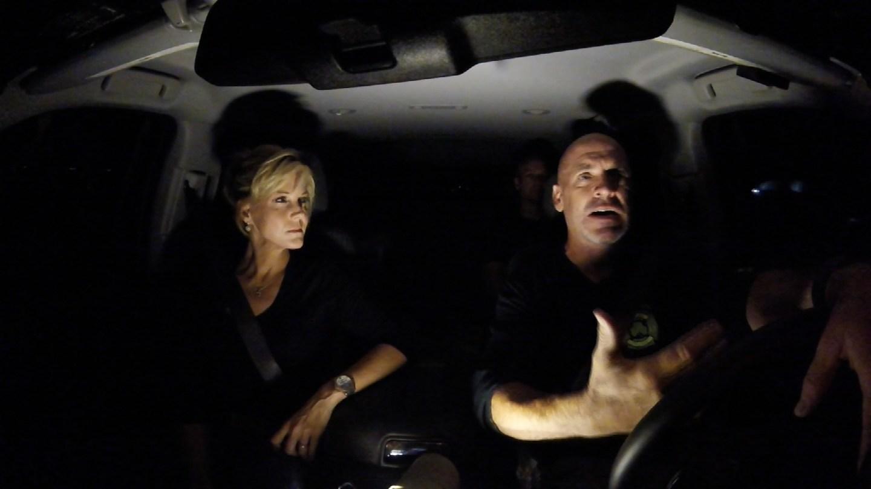 Kris Pickel joined Detective Matt Shay on an early morning surveillance operation. (Source: KPHO/KTVK)