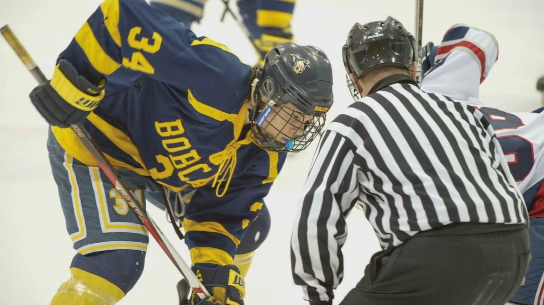 Auston Matthews played hockey in the Valley as an Arizona Bobcat. (Source: KPHO/KTVK)