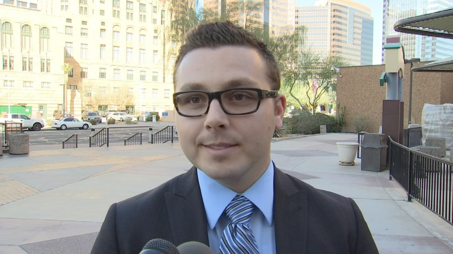 Former officer accused of murder speaks out (Source: KPHO/KTVK)