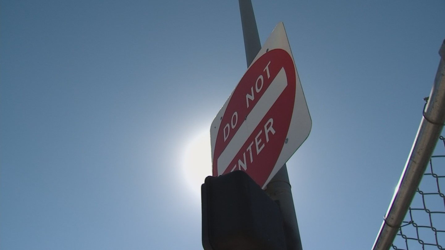 There are more signs up to prevent wrong-way drivers. (Source: KPHO/KTVK)