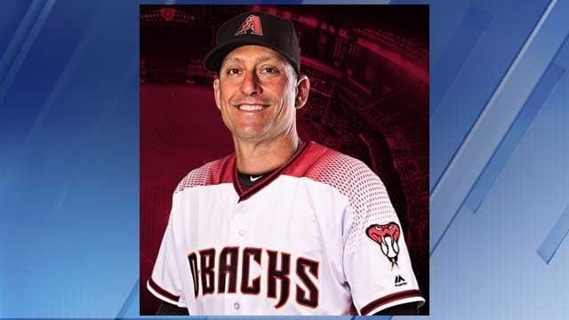 Torey Lovullo has been named the manager of the Arizona Diamondbacks. (Source: Arizona Diamondbacks)