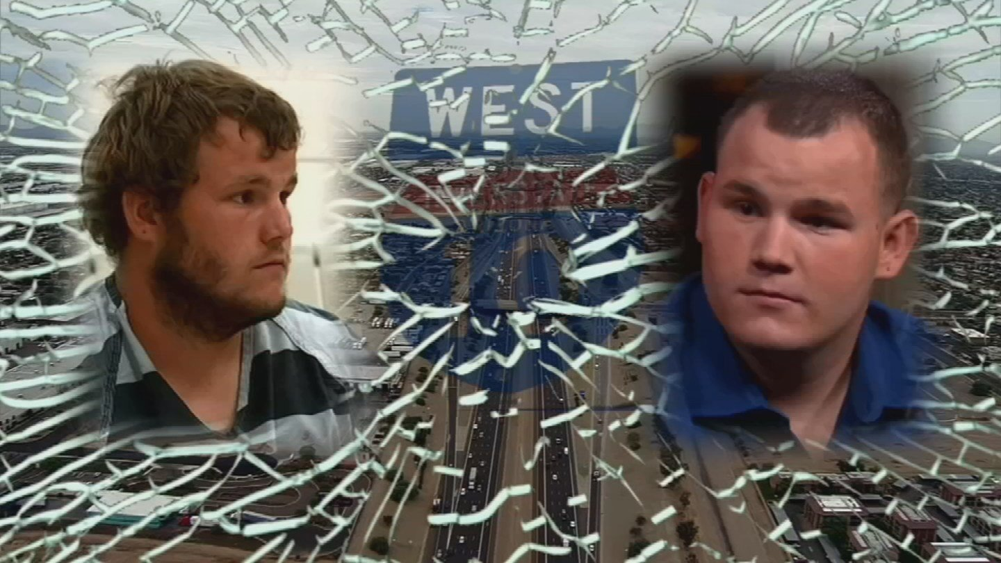 DPS has consistently said that Merritt is still the subject of their investigation into the freeway shootings. (Source: KPHO/KTVK)