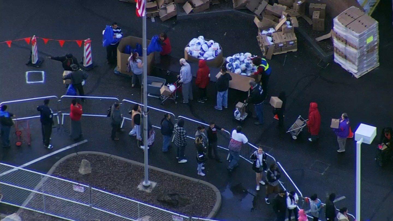 OC Food Bank facing turkey shortage as Thanksgiving nears