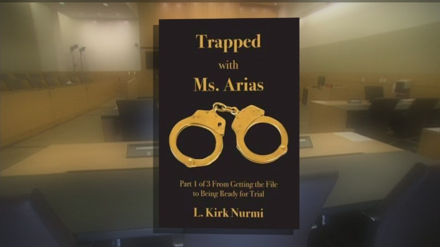 "Nurmi wrote a tell-all book called ""Trapped with Ms. Arias."" (Source: KPHO/KTVK)"