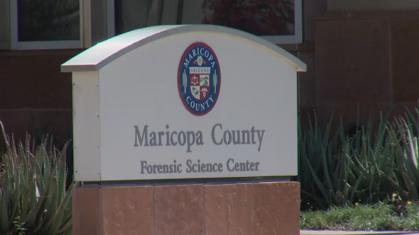 The Maricopa County Examiner's Office is seeing a spike in bodies it wasn't prepared for. (Source: KPHO/KTVK)