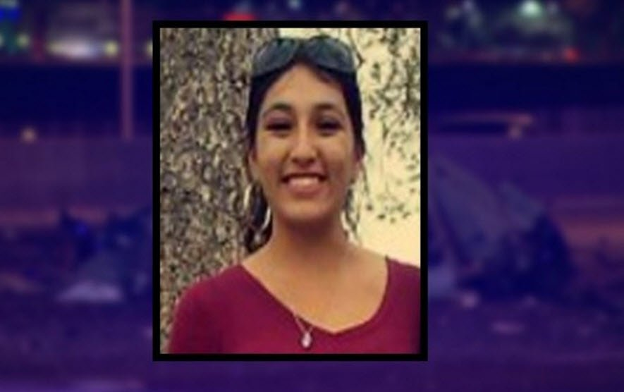 The driver of the car is identified as Sarah Castillo-Cornejo, 24, of Peoria. (Source: gofundme)