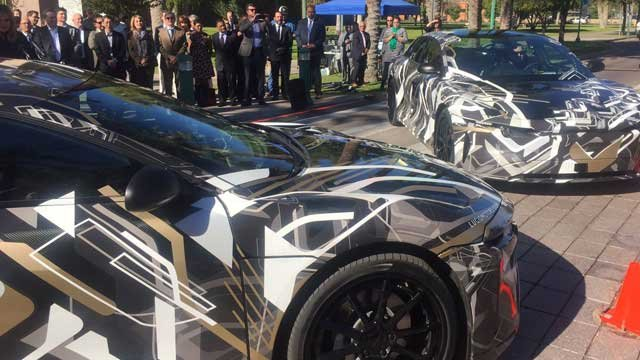 Lucid Motors Chooses Arizona For Electric Car Manufacturing