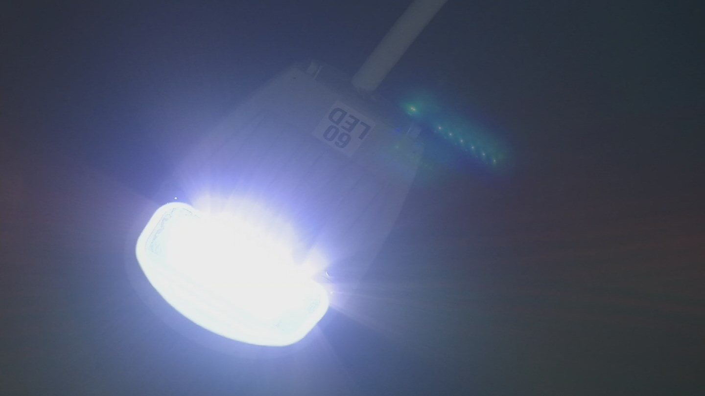 "The Phoenix City Council voted yes to the warmer, more ""orange"" lights on Wednesday. (Source: KPHO/KTVK)"