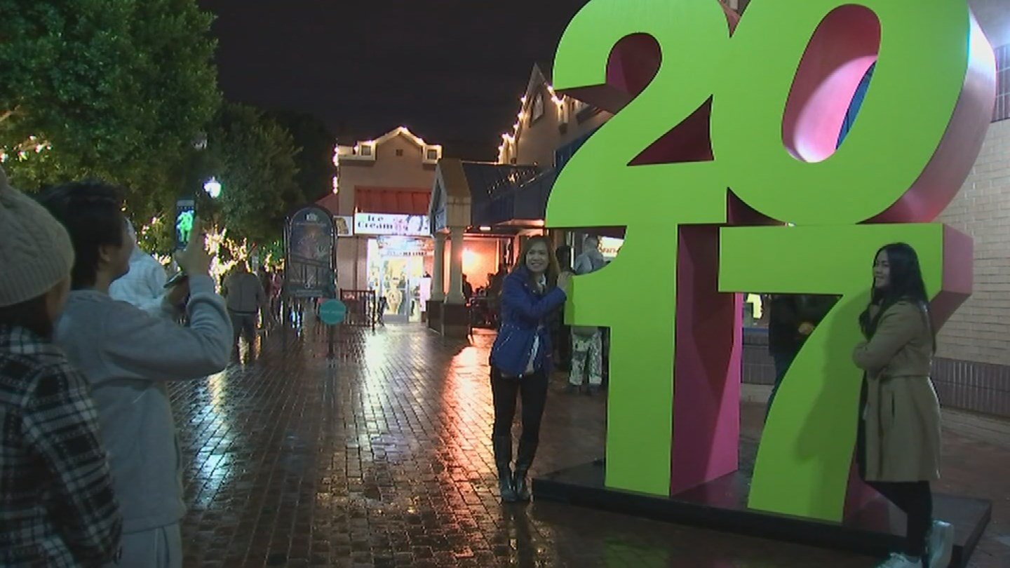 It'll be months before Tempe reveals what they'll do for New Year's Eve for 2018. (Source: KPHO/KTVK)