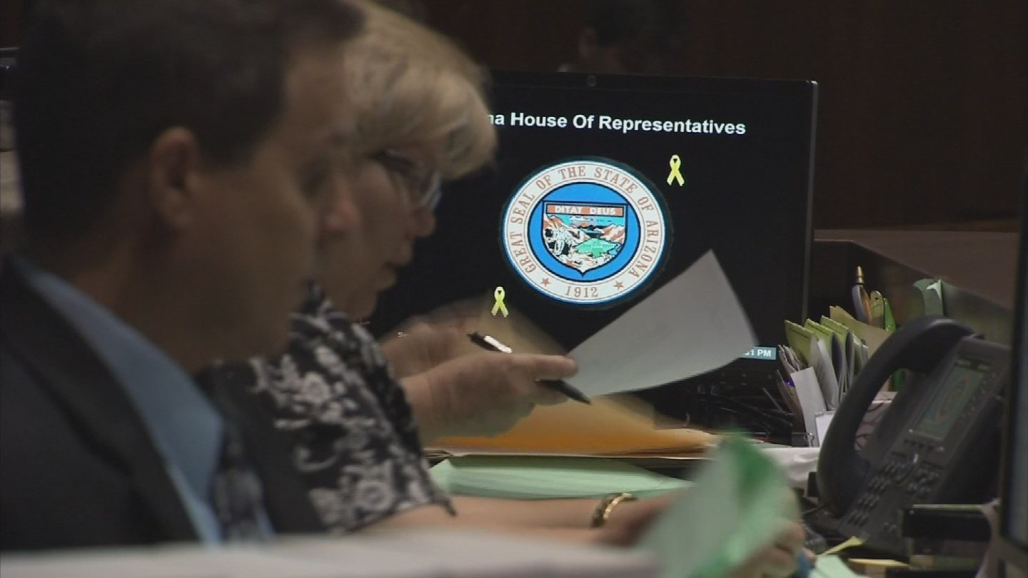 Investigators believe lawmakers weren't hacked but there were some computers that had malware on them. (Source: KPHO/KTVK)