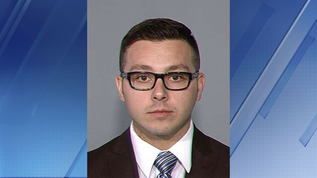 Former Officer Philip Michell Brailsford is facing a murder charge and was named in the lawsuit. (Source: Maricopa County Sheriff's Office)