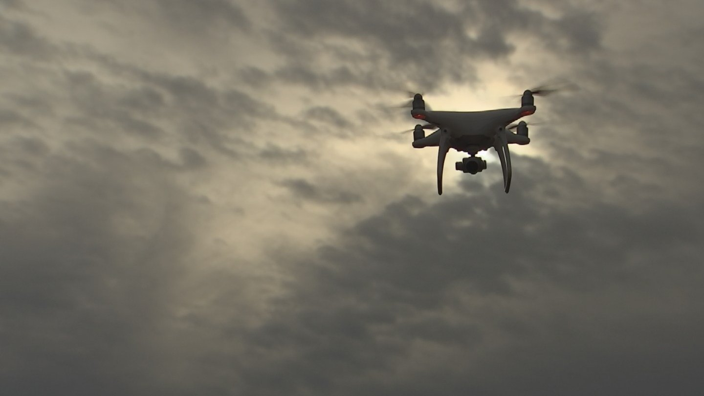 Rescue teams are using drones to help them during missions. (Source: KPHO/KTVK)