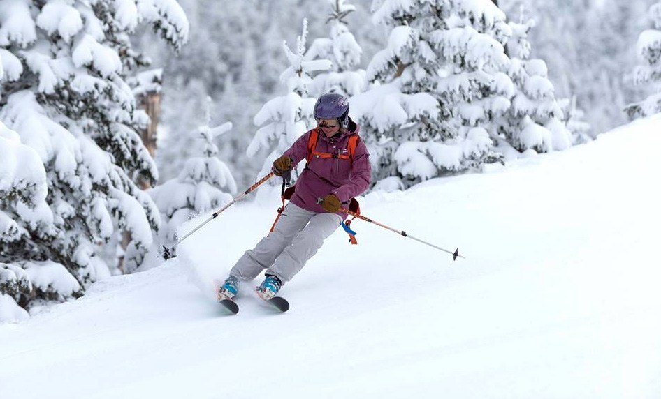 Snowbowl has 15 inches of new snow. (Source: Snowbowl)