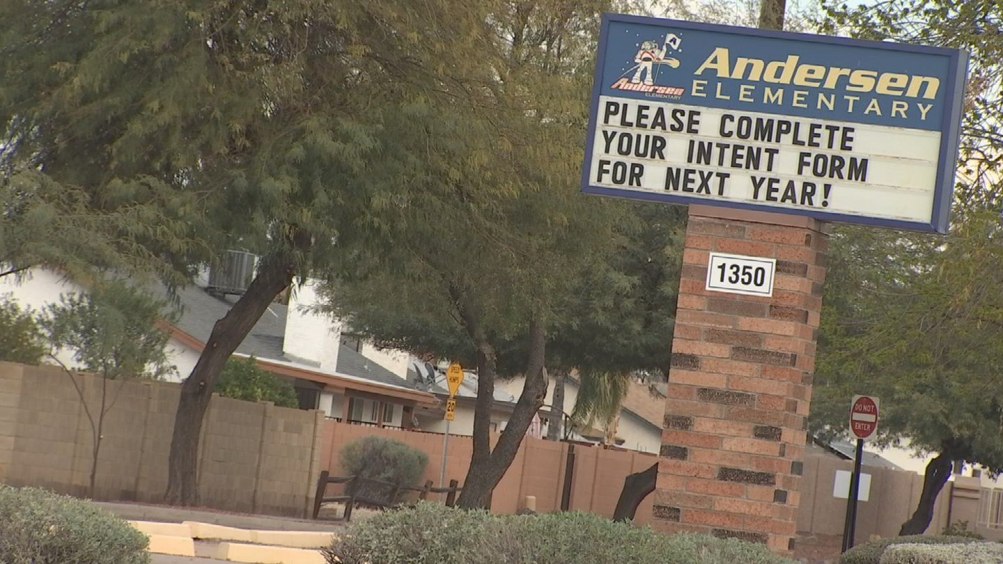 Right now, the club is only at Anderson Elementary School. (Source: 3TV/CBS 5)