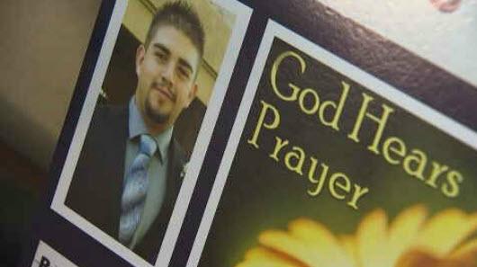 Brandon Gauna is still in the hospital. (Source: 3TV/CBS 5)