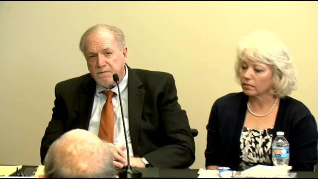 Attorney Michael Kimerer and Debra Milke