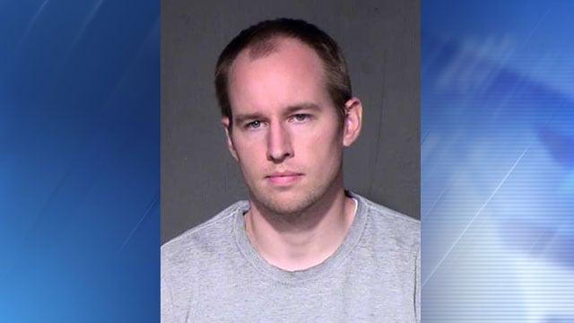 Kenne Michael Worthen, 27, (Source: Maricopa County Sheriff's Office)