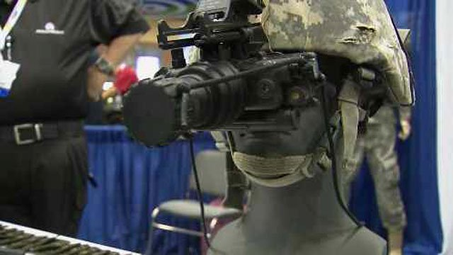 Border Security Expo (Source: KPHO/KTVK)