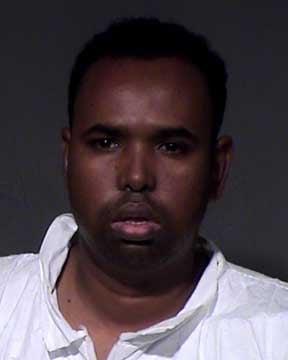Mohamed S. Abdullahi (Source: Maricopa County Sheriff's Office)