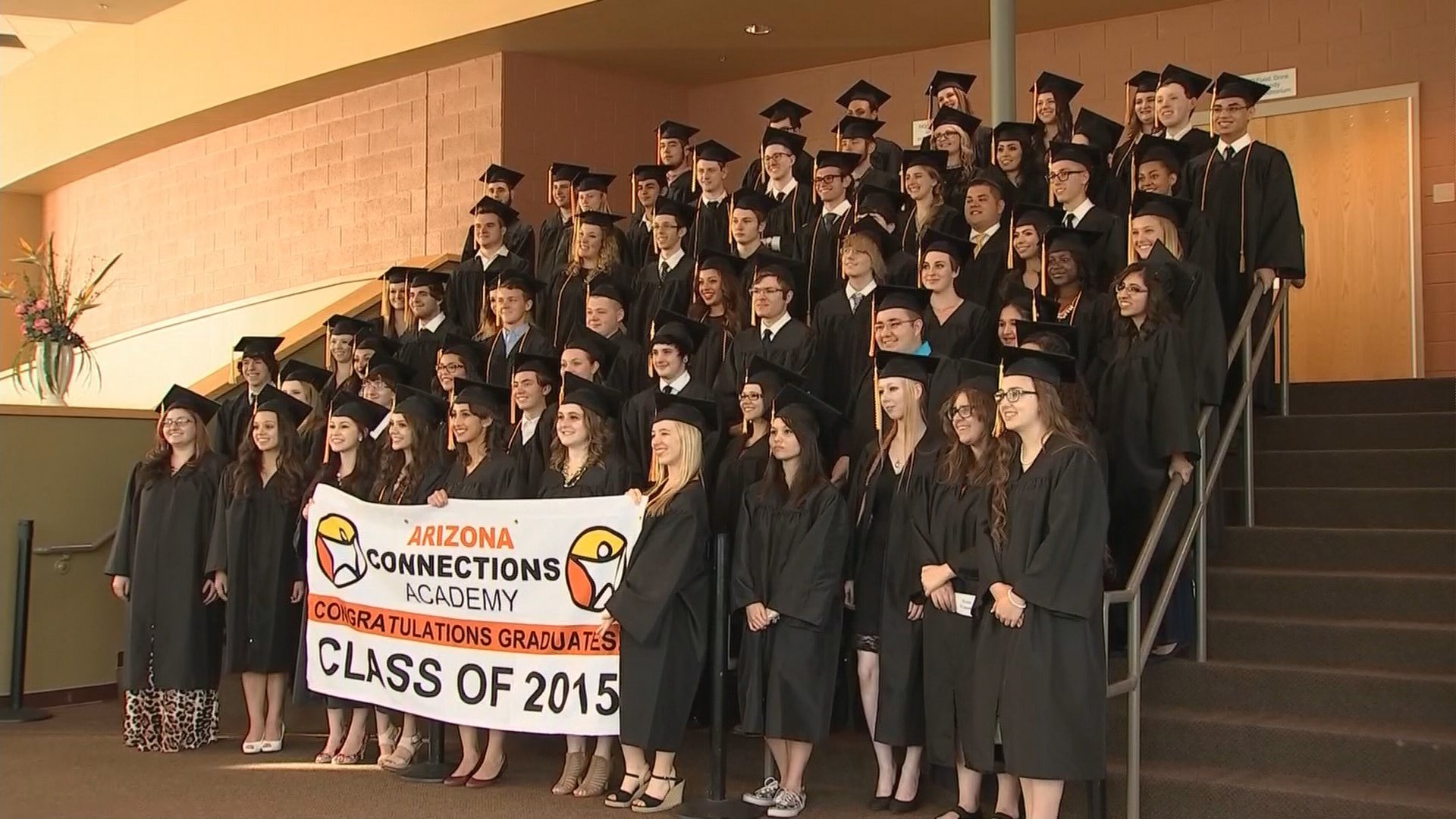 Arizona Connections Academy class of 2015 (Source: KPHO/KTVK)