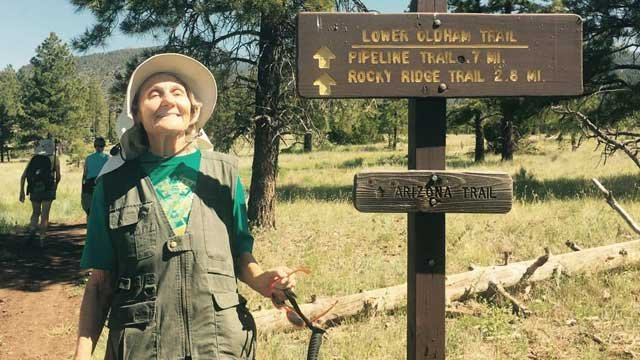 Anne Lorimor is an adventurer. (Source: KPHO/KTVK)