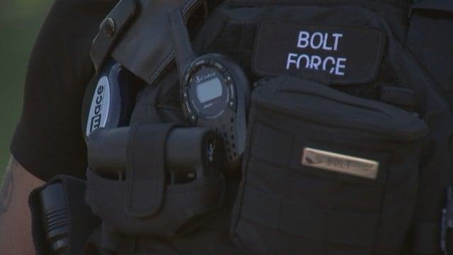 Bolt Force is a volunteer citizen patrol group. (Source: KPHO/KTVK)