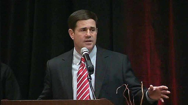 Arizona Gov. Doug Ducey (KPHO/KTVK)