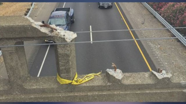 U.S. DOT announced Monday that it's putting pressure on elected leaders with the hashtag #ShowUsYourInfraWear. (Source: KPHO/KTVK)