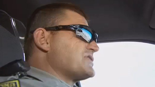 Arizona Dept. of Public Safety Trooper Casey Cernak. (Source: KPHO/KTVK)