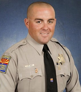 Arizona Dept. of Public Safety Trooper Jeremy Barr. (Source: KPHO/KTVK)