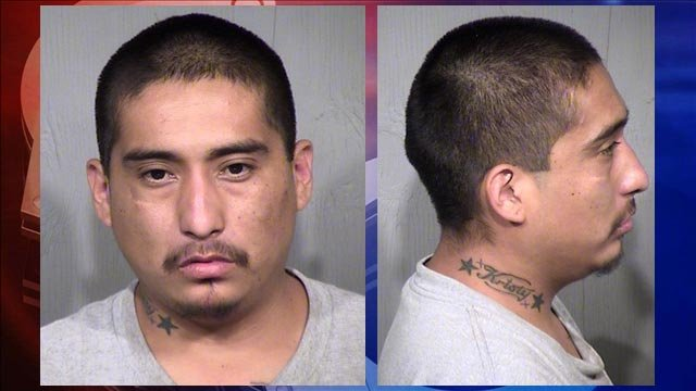 Kaiser Chavez, 25 (Source: Maricopa County Sheriff's Office)
