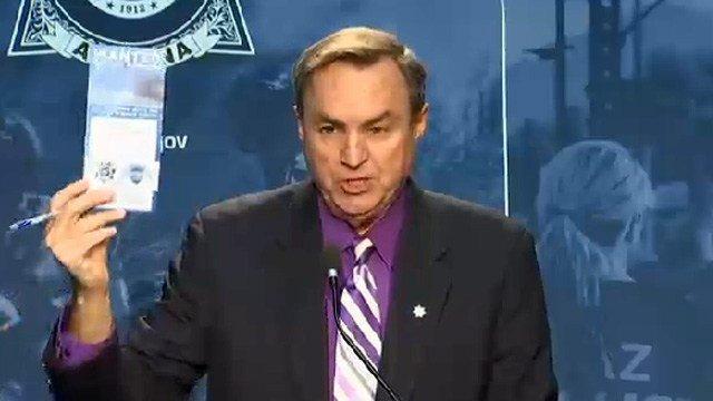 DPS spokesman Bart Graves. (Source: KPHO/KTVK)