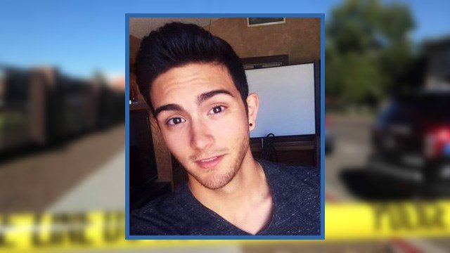 The shooter was identified as NAU freshman Steven Jones. (Source: Facebook)