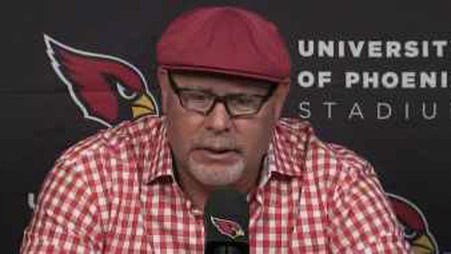 Arizona Cardinals Coach Bruce Arians (Source: KPHO/KTVK)