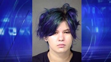 Jessica Burlew (Source: Maricopa County Sheriff's Office)