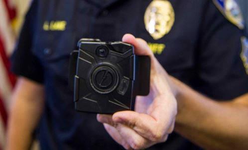 File photo of body camera (Source: KPHO/KTVK)