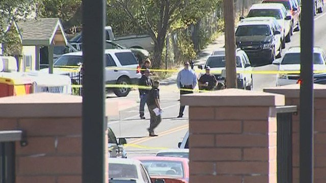 One person was killed and three others were wounded in a shooting at NAU. (Source: KPHO/KTVK)
