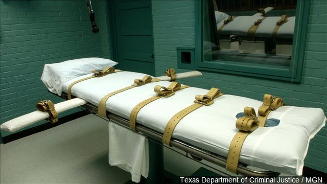 (Source: Texas Department of Criminal Justice / MGN )