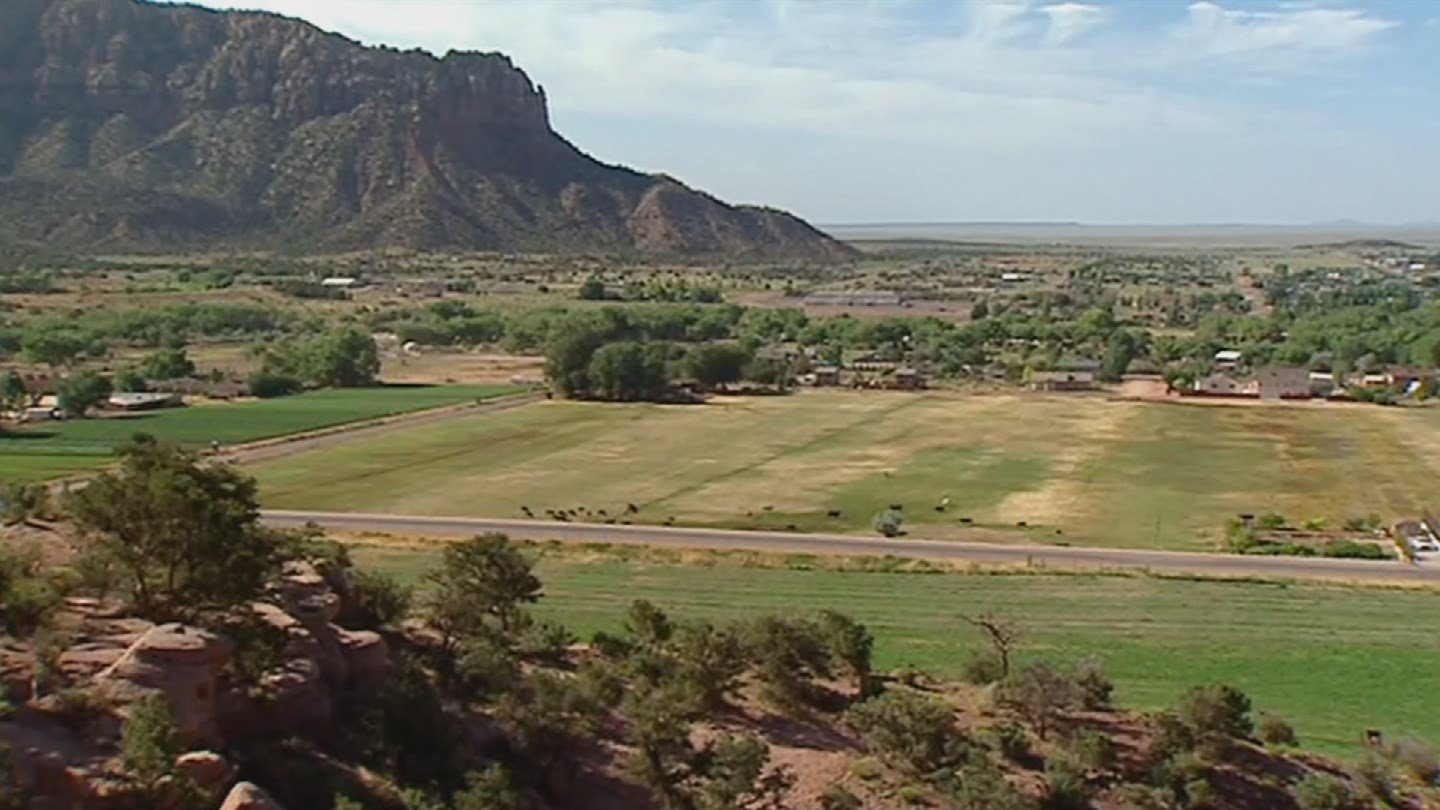 A view of the Colorado City (Source: KPHO/KTVK)