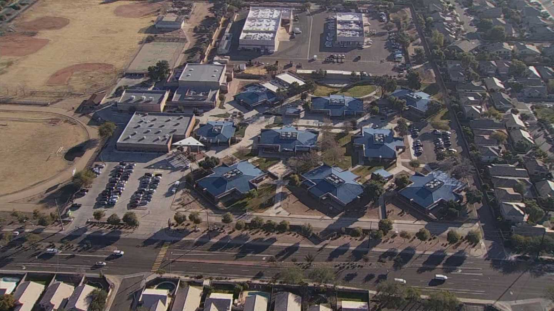 Willis Jr. High School in Chandler (Source: KPHO/KTVK)