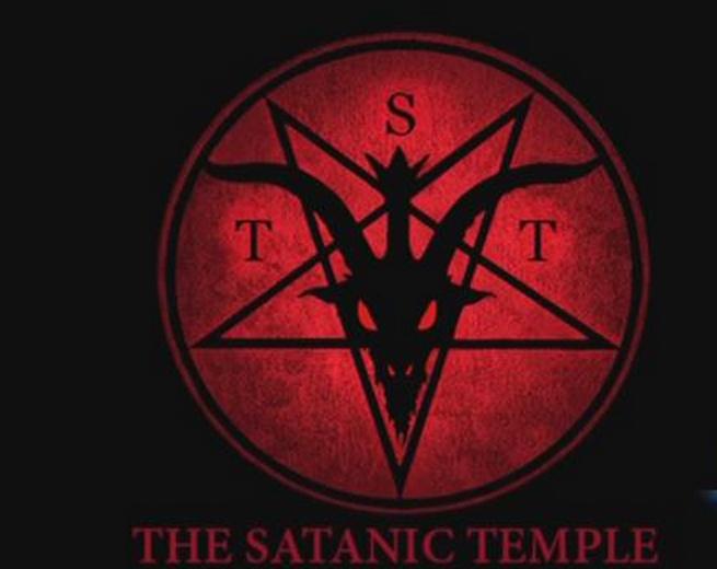 Prayer or Satan? Phoenix CIty Council set to choose (Photo source: The Satanic Temple)