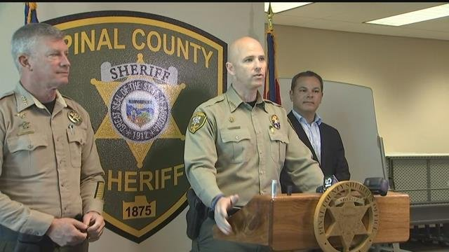 Sheriff Babeu files to run in wrong congressional district  (Photo source: KPHO/KTVK)
