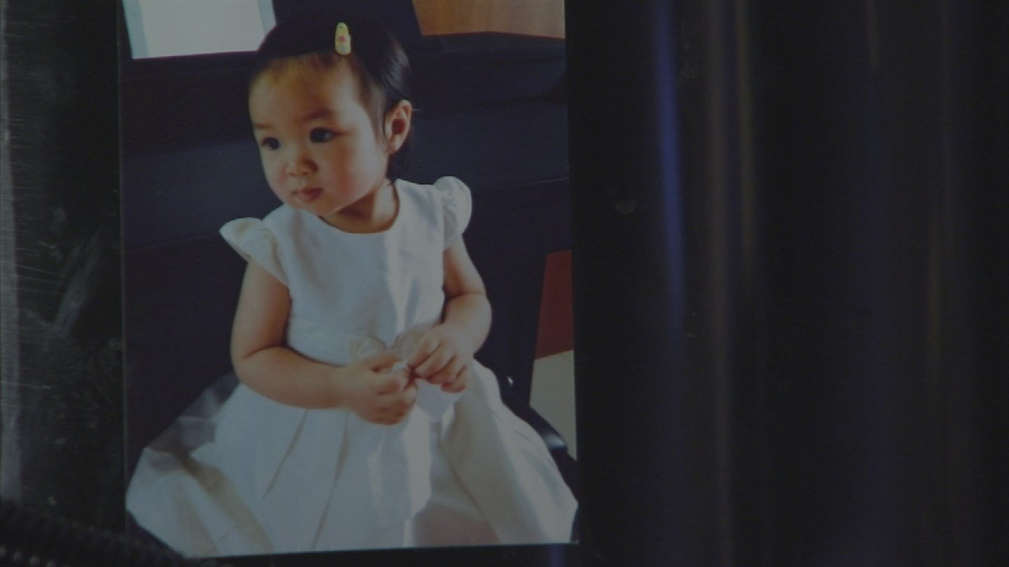 2-year-old Matheryn from Thailand is the youngest person to be cryopreserved. (Source: KPHO/KTVK)