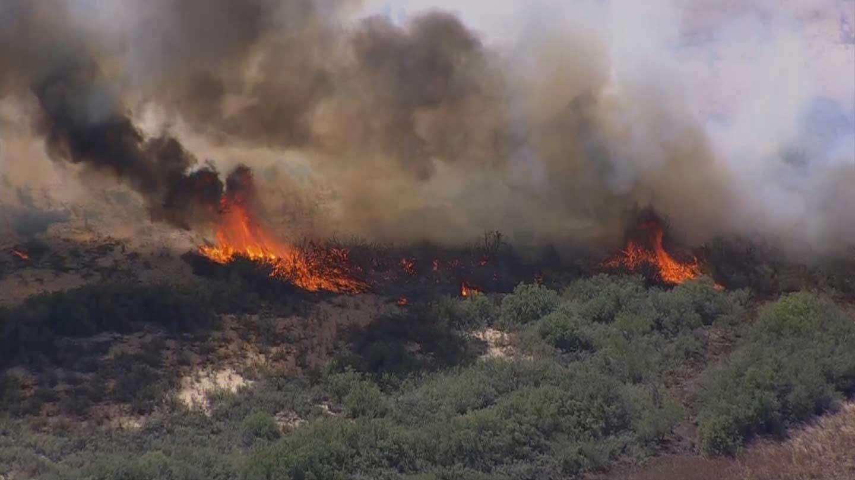 Topock Fire In Nw Arizona 85 Percent Contained Arizona S