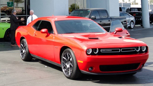 Unmarked muscle cars added to DPS traffic enforcement fleet