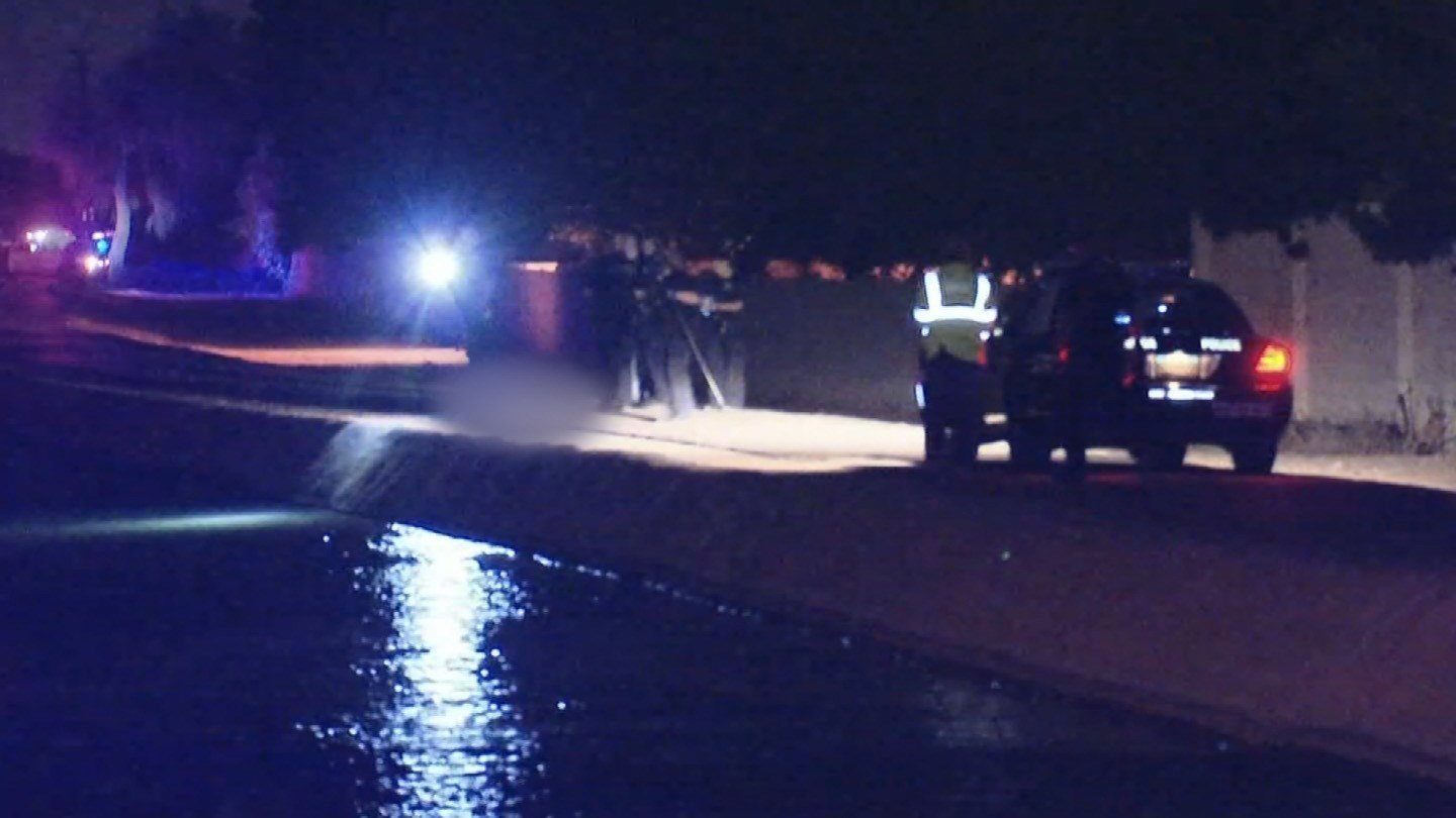 Body found in a canal Friday night at 24th Street and McKellips Road ...