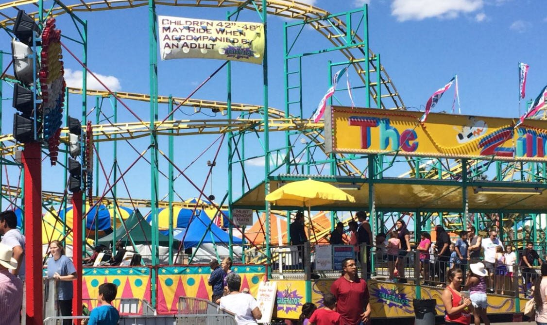 Nov 19, · The Maricopa County Fair is an unadulterated money pit. Everything costs a few bucks including parking, entrance, food, and rides. Just about all of the food is fried, and there seems to be some sort of contest among fairs as to which fair has the most unusual fried food.3/5(15).
