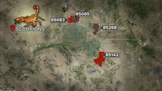 Valley Bug Zones Show Where Pests Are Most Likely To