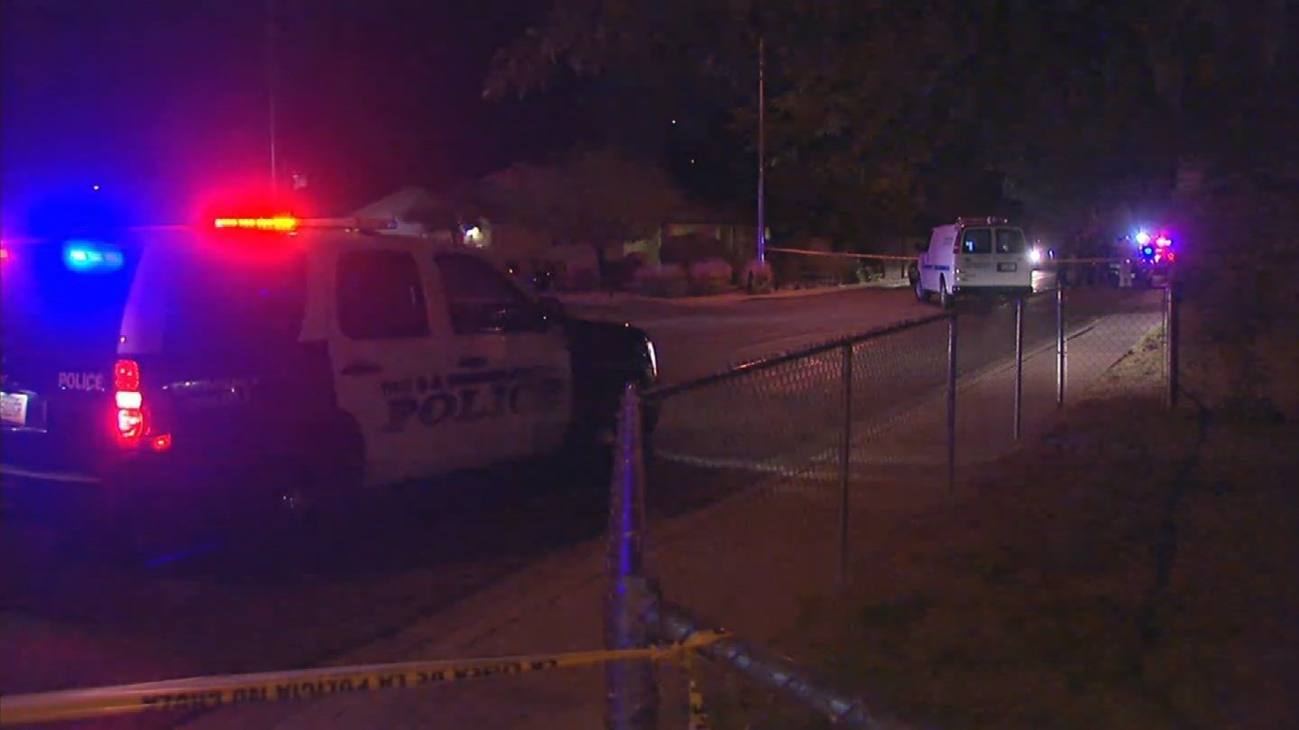 Man shot twice in Mesa, fighting for his life - CBS46 News